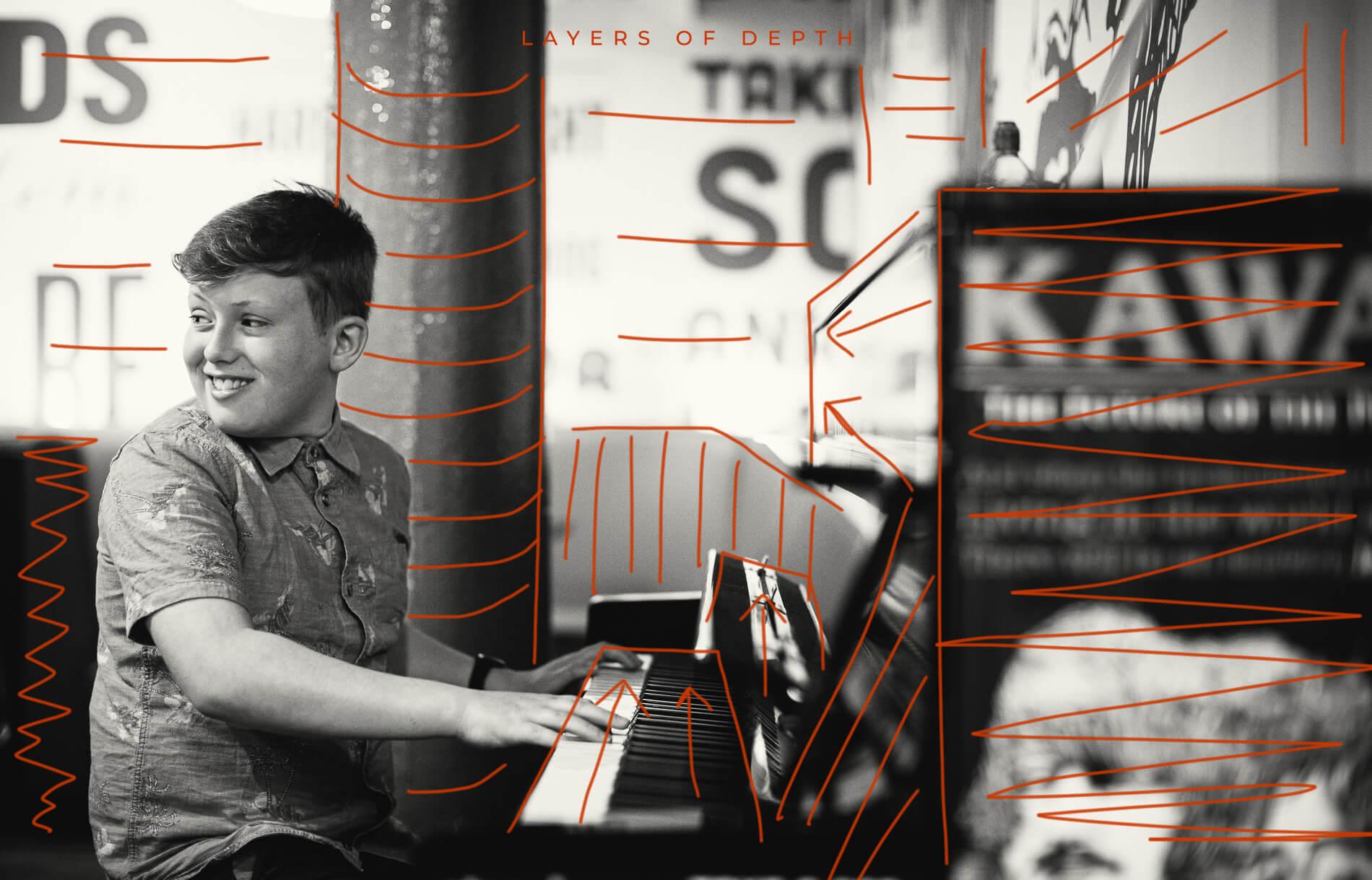 In Focus: 'Liverpool Piano' - Simon Wiffen Photography