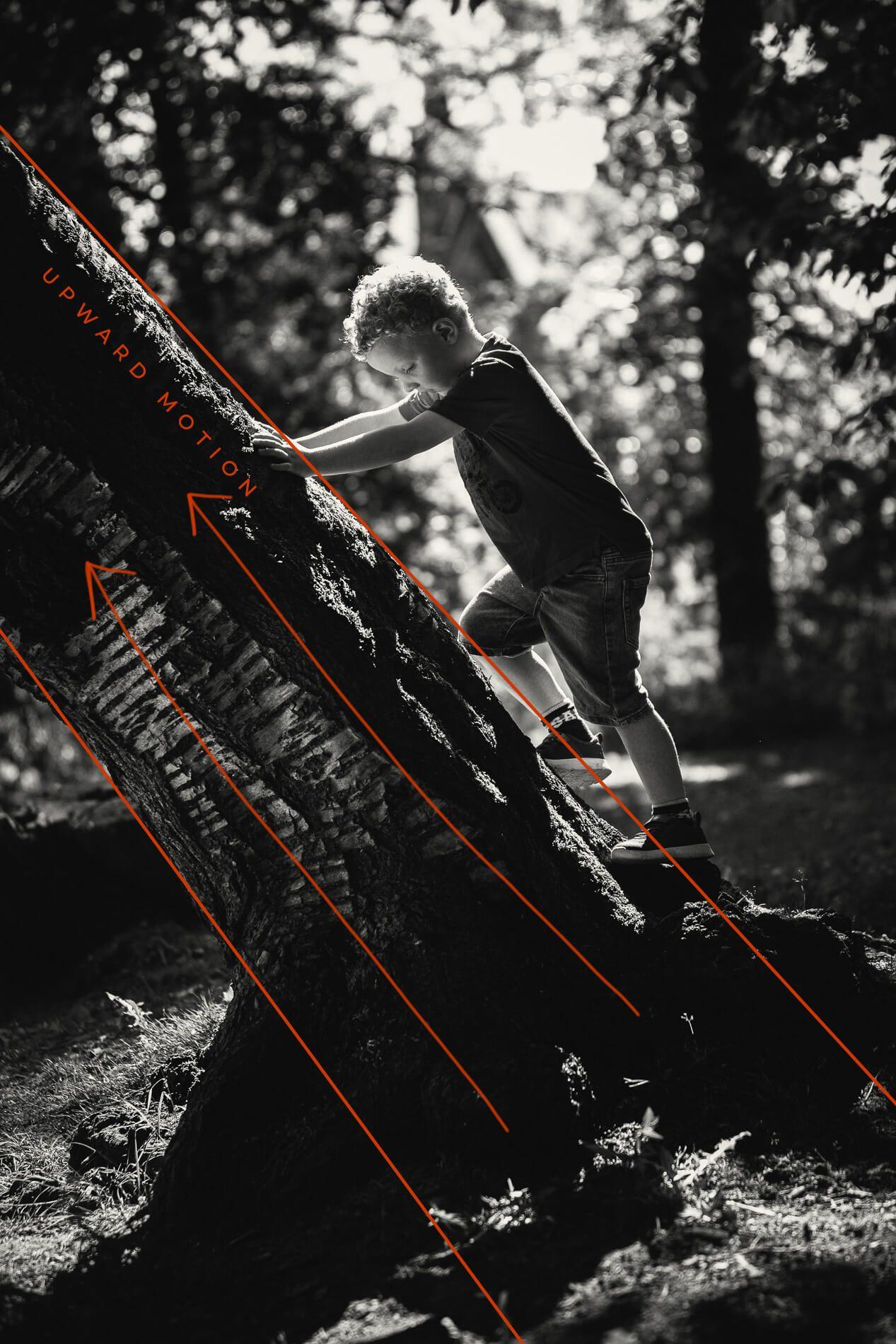 In Focus: 'The Climb' - Simon Wiffen Photography